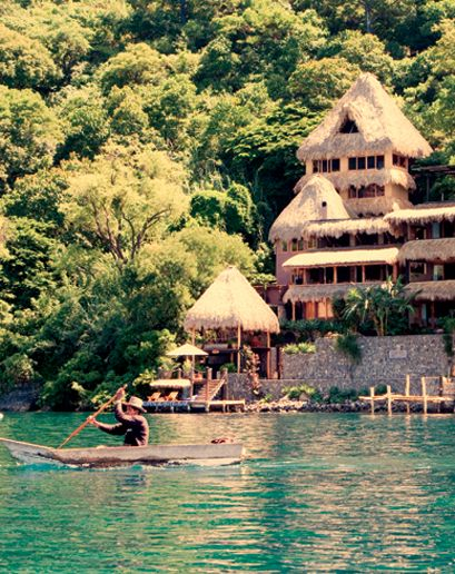 LUX Travel: 7 Eco-Friendly Resorts