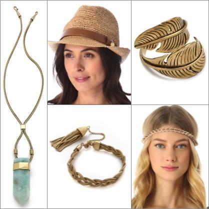 Quartz Jewelry and Accessories