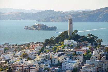 San Francisco Summer Hot Spot