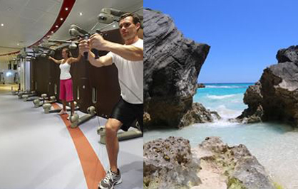 Top Adventure Cruises Bermuda Fitness Cruise