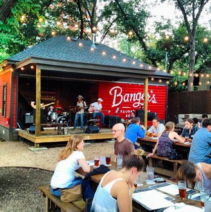 Best Restaurants in Austin: Banger's