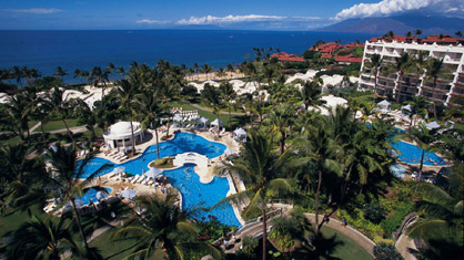 Favorite Beachfront Resorts Fairmont Kea Lani Maui