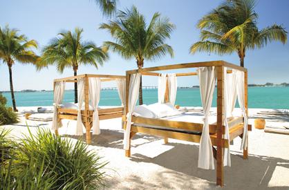 Favorite Beachfront Resorts Mandarin Oriental Miami