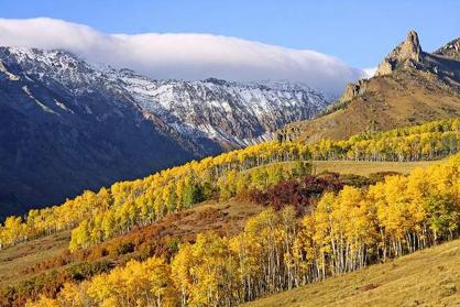 Fall Travel Colorado