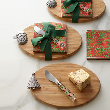 Holiday Cheese Boards