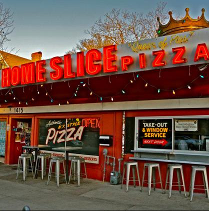 Best Restaurants in Austin: Home Slice