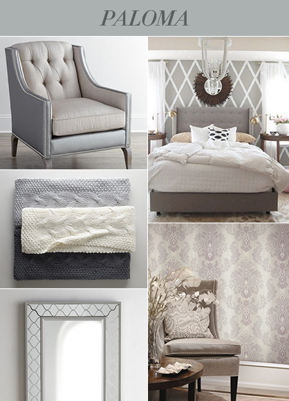 2014 Interior Color Trends: Paloma