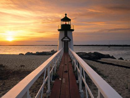 Fall Travel Nantucket Massachusetts