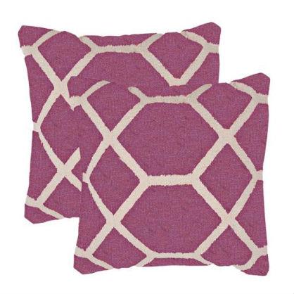 For the Home: Radiant Orchid Pillows