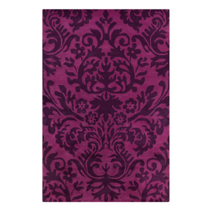 For the Home: Radiant Orchid Rug