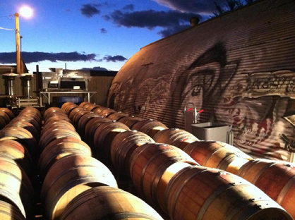 Urban Wineries Infinite Monkey Theorem