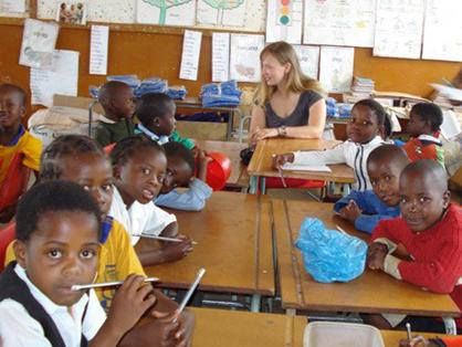 Volunteer Vacations Global Volunteer Network