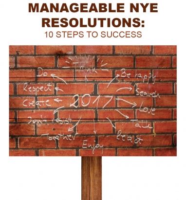 10 Ways to Pick a Manageable New Year's Resolution