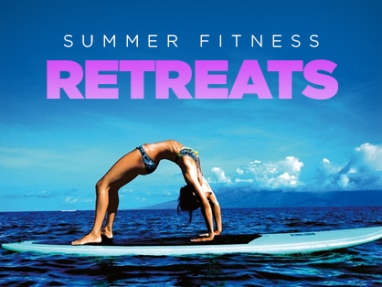 LUX Travel: 4 Summer Fitness Retreats