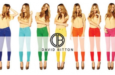 David Bitton launches new premium denim line for Fall 2012