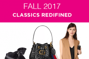 Fall 2017: Closet & Beauty Staples