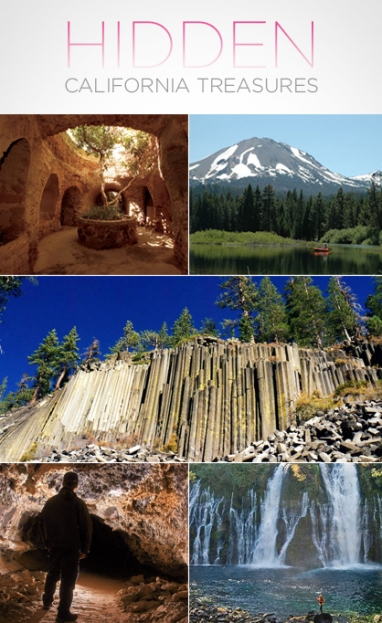 LUX Travel: Hidden California Treasures