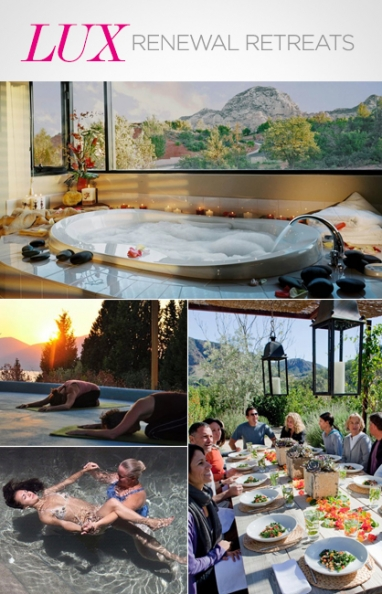 LUX Travel: Renewal Retreats