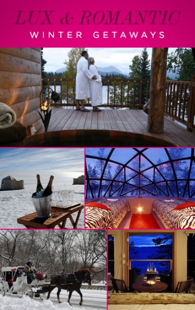 LUX Travel: Romantic Winter Getaways