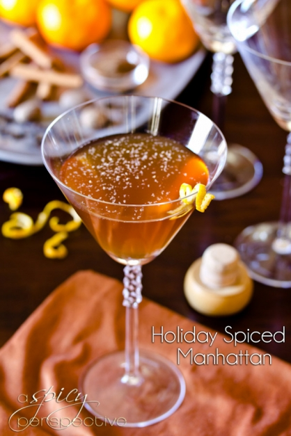 10 Dazzling Winter Cocktails