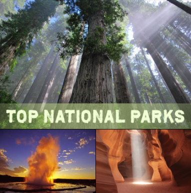 LUX Travel: 4 Top American National Parks