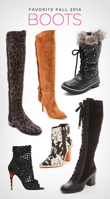The 10 Most-Wanted Boots