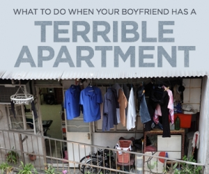 Is an Appalling Apartment a Dating Dealbreaker?