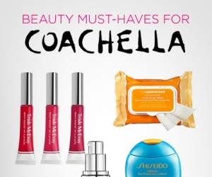 LUX Beauty: 10 Coachella Must-Haves