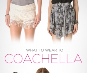 LUX Style: What to Wear to Coachella