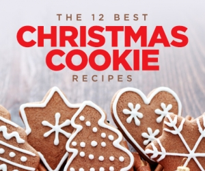 12 Days of Christmas Cookies