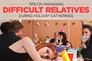 Coping with Toxic Family Members During the Holidays