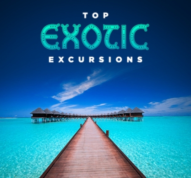 LUX Travel: Top Exotic Excursions