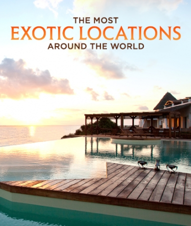 LUX Travel: 7 Exotic Locations Around The World