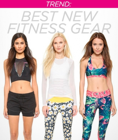 The New Trends in Workout Fashion