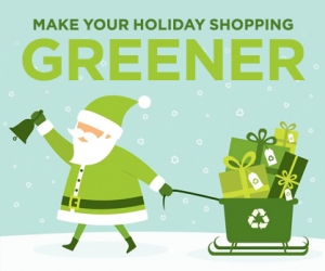 Go Green and Eco-Friendly This Holiday Season