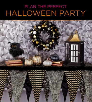 Tips for Throwing a Halloween Party