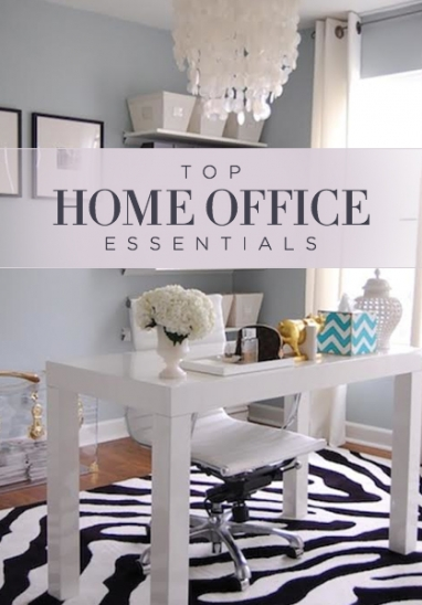 LUX Home: Top Home Office Essentials
