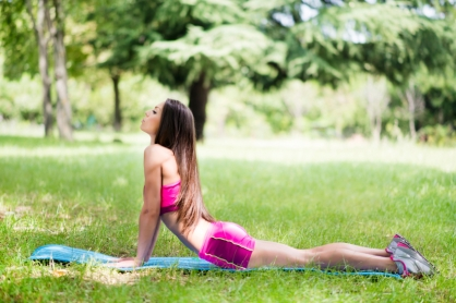 How to Turn Yoga into a Cardio Workout