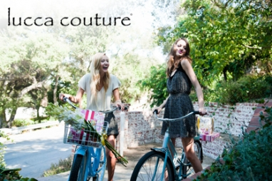 Lucca Couture reveals a romantic collection for Spring 2012