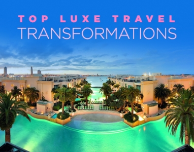 LUX Travel: 5 Luxury Travel Transformations