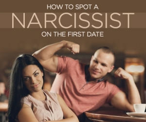 First Date: Red Flags That He's a Narcissist