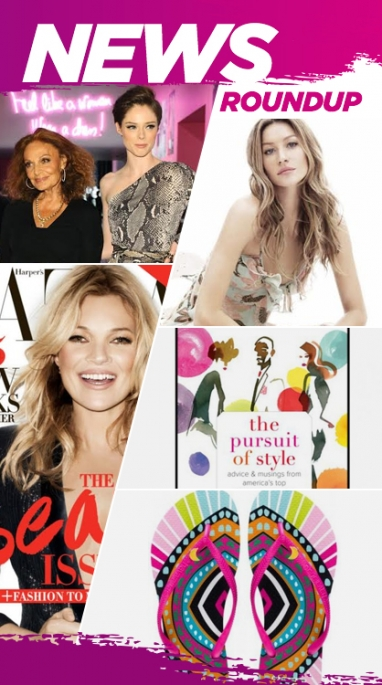 Week In Review: Diane Von Furstenberg's 40th Anniversary & CFDA's New Book