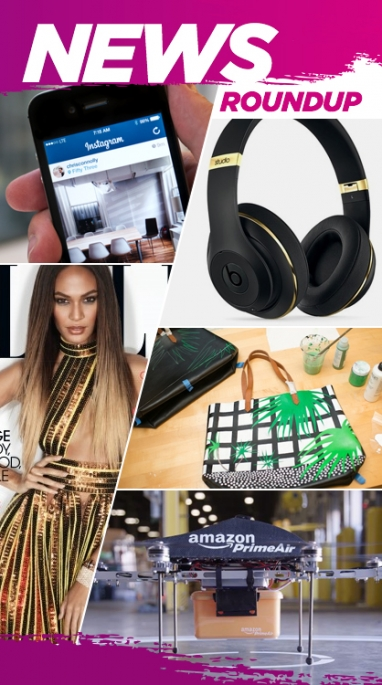 The Week in Review: Amazon, Art Basel & Fashionable Collabs