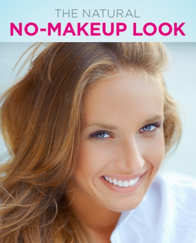 How to Do a Natural, No-Makeup Look