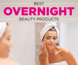 9 Overnight Beauty Products to Wake Up Flawless