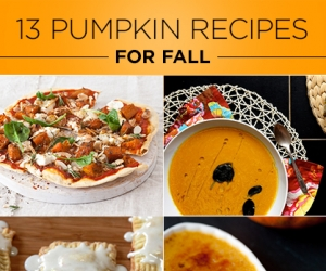 13 Out-of-the-Ordinary Pumpkin Recipes For Fall