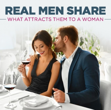 Overheard: Real Men Share What Attracts Them to a Woman