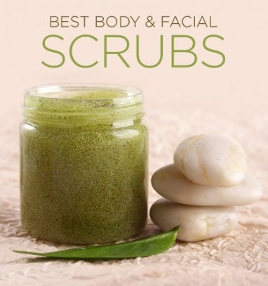 Must-Try Facial and Body Scrubs
