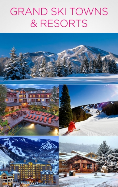 LUX Travel: Grand Ski Towns & Resorts