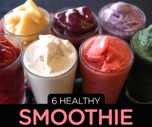 Beyond Fruits and Vegetables: 6 Healthy Smoothie Additions